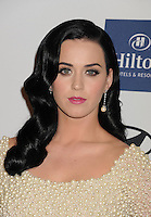 BEVERLY HILLS, CA - FEBRUARY 09: Katy Perry arrives at the The 55th Annual GRAMMY Awards - Pre-GRAMMY Gala And Salute To Industry Icons Honoring L.A. Reid at the Beverly Hilton Hotel on February 9, 2013 in Beverly Hills, California.PAP0213JP405.PAP0213JP405. Nortephoto