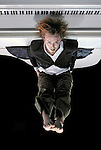 Tim Minchin hanging around