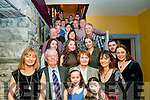 Birthday Party : Peggy Kennelly, Rathea, Listowel celebrating her birthday with family at Behan's Horseshoe Restaurant, Listowel on Friday night last.