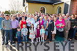 Laura and Clifford Fee from Two Miles School celebrated christening of their twins Conor and Mark in the Tork Hotel, Killarney last Saturday.