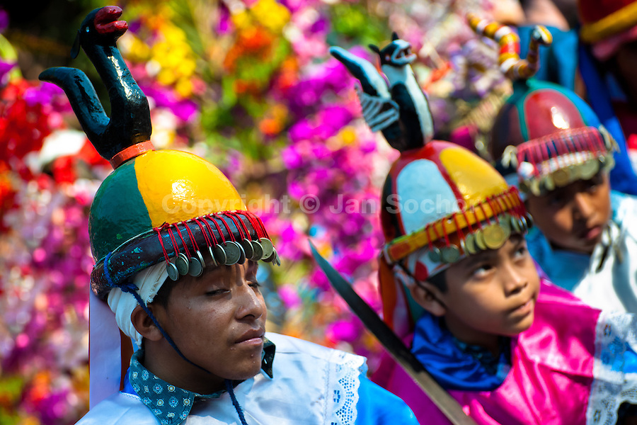 Flower & Palm Festival in El Salvador | Jan Sochor Photography Archive