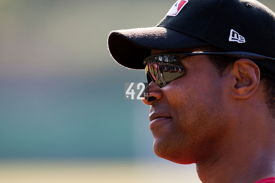 Baseball - MLB European Academy - Tirrenia (Italy) - 22/08/2009 - Barry Larkin