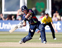 Joe Denly bats for kent during the Vitality Blast T20 game between Kent Spitfires and Gloucestershire at the St Lawrence Ground, Canterbury, on Sun Aug 5, 2018