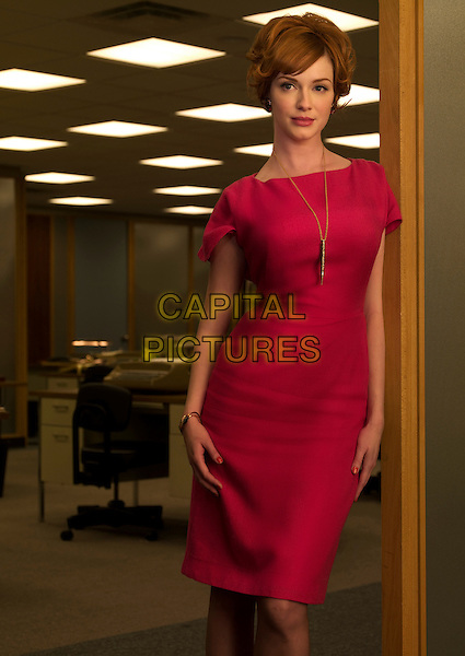 CHRISTINA HENDRICKS<br /> in Mad Men (Season 2)<br /> *Filmstill - Editorial Use Only*<br /> CAP/FB<br /> Image supplied by Capital Pictures