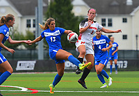 CCSU WSoccer at UHart 8/8/2017