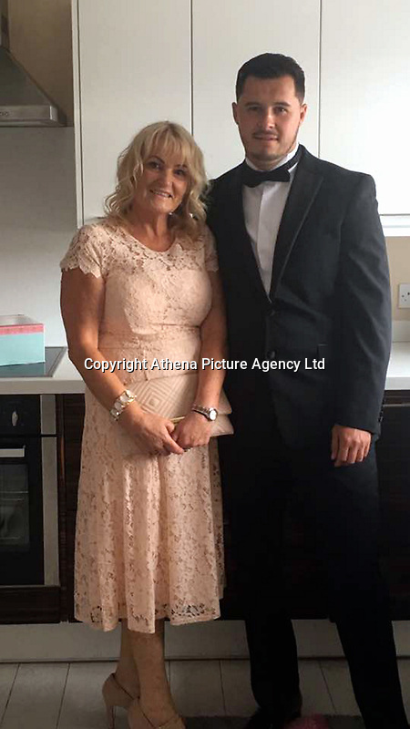 """Pictured: Patricia Connors (L)<br /> Re: The husband, son and nephew of a woman killed after chasing her dog onto the M4 could be temporarily released from jail on compassionate grounds.<br /> Patricia Connors, 66, from Cardiff, died after being hit by a Ford Transit van while trying to catch her dog which had escaped from her car at rush hour on Friday.<br /> The great-grandmother's husband, son and nephew are currently unable to attend her funeral as they are serving time in jail.<br /> Her husband Patrick Joseph Connors, 60, was jailed for 14 years in May last year after a court heard he used two vulnerable men like """"slaves"""".<br /> A family spokesman said she had been separated from Patrick for three years and had no involvement in the court case.<br /> Son Patrick Dean Connors, 40, and nephew William Connors, 37, were also jailed after the men were made to sleep in sheds and caravans without heating or running water."""