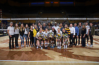 Cal Volleyball W vs Oregon State, November 23, 2016