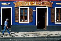 Famous among sailors : Peter Café Sport, ilha de Faial, Açores, 2005