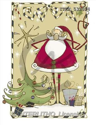 Isabella, CHRISTMAS SANTA, SNOWMAN, paintings(ITKE532024,#X#) Weihnachtsmänner, Schneemänner, Weihnachen, Papá Noel, muñecos de nieve, Navidad, illustrations, pinturas