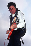 Joe Ely, Sept 1987. American singer, songwriter and guitarist whose music touches on honky-tonk, country and rock and roll. He has had a genre-crossing career, performing with Bruce Springsteen, Uncle Tupelo, Los Super Seven, The Clancy Brothers and James McMurtry in addition to his early work with The Clash and more recent acoustic tours with Lyle Lovett, John Hiatt, and Guy Clark.