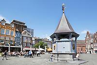 Nederland  Den Bosch  2016 . het Puthuis op de Markt in Den Bosch. Foto  Berlinda van Dam / Hollandse Hoogte