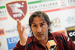 03052014 Conferenza stampa Angelo Gregucci ( Salernitana )