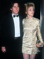 Gabriel Byrne Ellen Barkin, 1990, Photo By Michael Ferguson/PHOTOlink