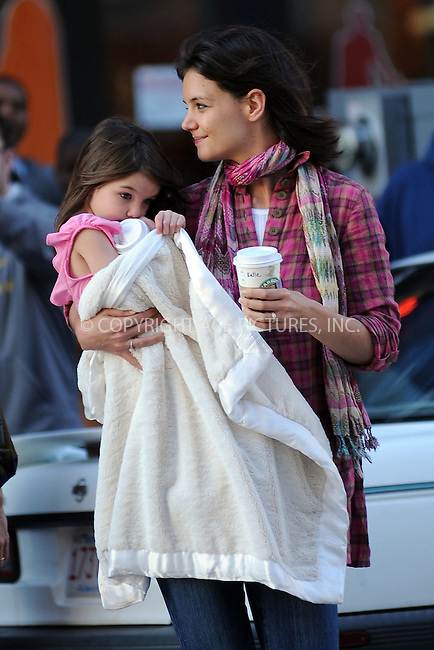 WWW.ACEPIXS.COM . . . . . ....October 11 2009, Boston....Suri Cruise goes back to her hotel in Boston with her mother Katie Holmes. Tom Cruise is in Boston shoot a movie. October 11 2009, Boston, MA....Please byline: KRISTIN CALLAHAN - ACEPIXS.COM.. . . . . . ..Ace Pictures, Inc:  ..(212) 243-8787 or (646) 679 0430..e-mail: picturedesk@acepixs.com..web: http://www.acepixs.com