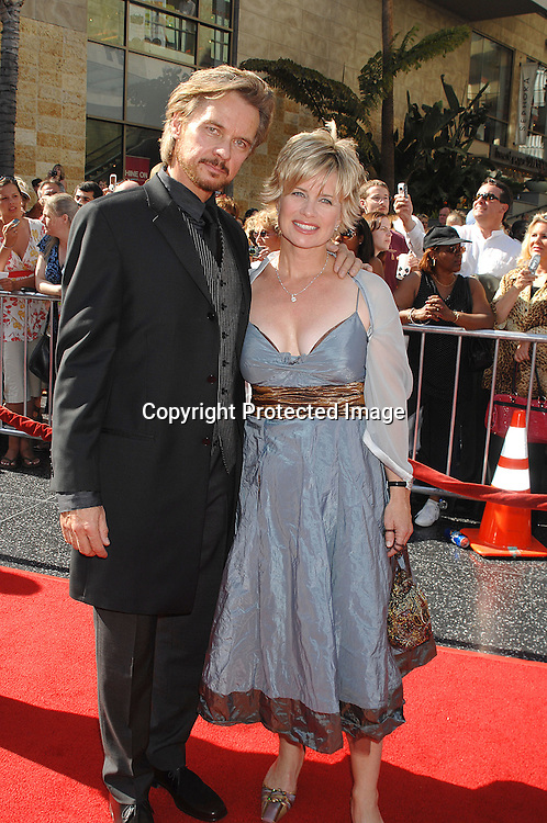 Stephen Nichols and Mary Beth Evans..arriving at The 34th Annual Daytime Emmy Awards on ..June 15, 2007 at The Kodak Theatre in Hollywood, California. ..Robin Platzer, Twin Images......212-935-0770