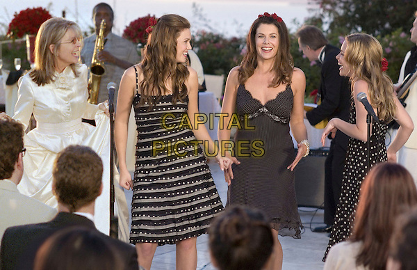 DIANE KEATON, MANDY MOORE, LAUREN GRAHAM & PIPER PERABO.in Because I Said So  .**Editorial Use Only**.CAP/FB.Supplied by Capital Pictures