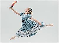 St. Louis Ballet promo images