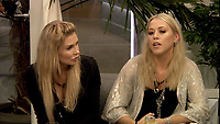 Celebrity Big Brother 2017<br /> Brandi Granville, Amelia Lily<br /> *Editorial Use Only*<br /> CAP/KFS<br /> Image supplied by Capital Pictures