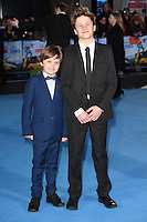 "Jack Costello<br /> at the ""Eddie the Eagle"" European premiere, Odeon Leicester Square London<br /> <br /> <br /> ©Ash Knotek  D3099 17/03/2016"