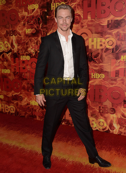 20 September  2015 - West Hollywood, California - Derek Hough. Arrivals for the 2015 HBO Emmy Party held at the Pacific Design Center. <br /> CAP/ADM/BT<br /> &copy;BT/ADM/Capital Pictures