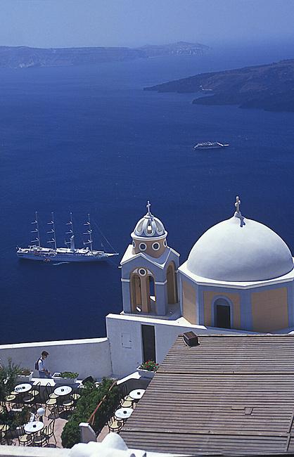 Island of Santorini, Greece