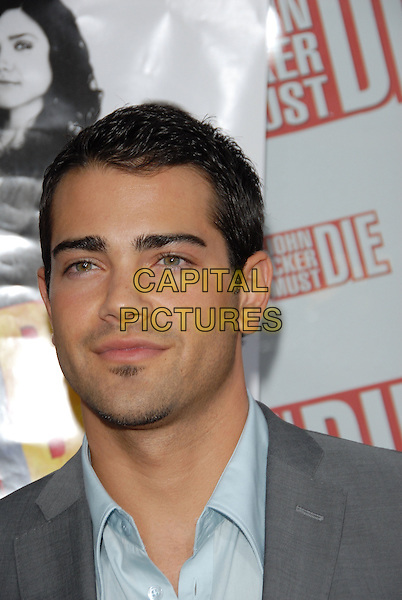 "JESSE METCALFE.Los Angeles Premiere of ""John Tucker Must Die"" held at The Grauman's Chinese Theatre in Hollywood, California  .July 25th, 2006.Ref: DVS.headshot portrait .www.capitalpictures.com.sales@capitalpictures.com.©Debbie VanStory/Capital Pictures"