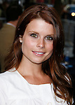 "Actress Joanna Garcia arrives at the Los Angeles Premiere of ""The Love Guru"" on June 11, 2008 at Grauman's Chinese Theatre in Hollywood, California."