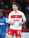 Dani Lopez of Stevenage. Stevenage v Leyton Orient - npower League 1 -  Lamex Stadium, Stevenage - 2nd February, 2013. © Kevin Coleman 2013.