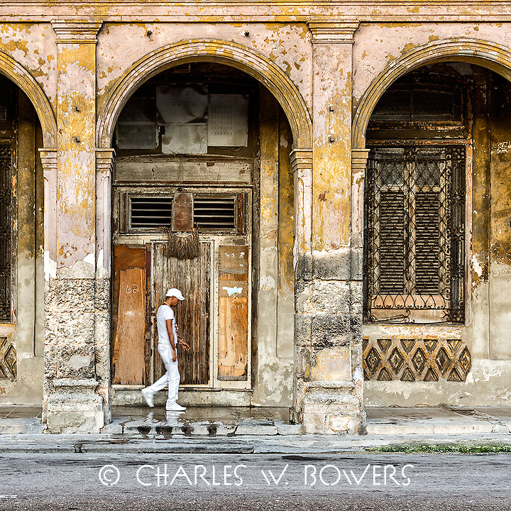 Faces Of Cuba - Afternoon strolling.<br />