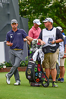 Kevin Kisner (USA) waits to tee off on 15 during round 4 of the Dean &amp; Deluca Invitational, at The Colonial, Ft. Worth, Texas, USA. 5/28/2017.<br /> Picture: Golffile | Ken Murray<br /> <br /> <br /> All photo usage must carry mandatory copyright credit (&copy; Golffile | Ken Murray)