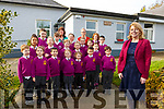 Catherine Barry Principal and the pupils and teachers at Two Mile NS Fossa
