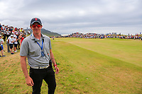 Daryl O'Hora European tour during the final round of the Dubai Duty Free Irish Open, Ballyliffin Golf Club, Ballyliffin, Co Donegal, Ireland. 08/07/2018<br /> Picture: Golffile | Thos Caffrey<br /> <br /> <br /> All photo usage must carry mandatory copyright credit (&copy; Golffile | Thos Caffrey)