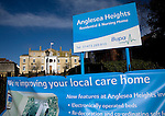 Angelsea Heights residential and nursing home, Ipswich, Suffolk, England