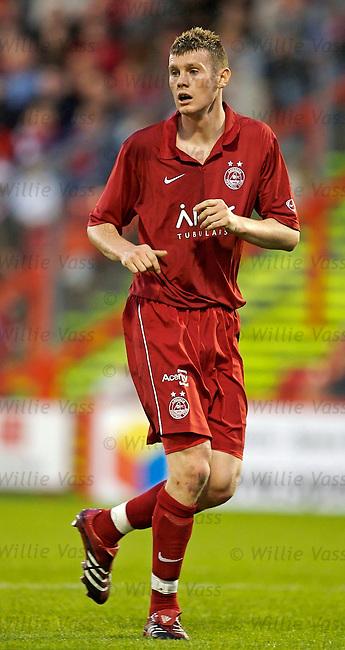 Zander Diamond, Aberdeen.stock season 2006-2007.pic willie vass