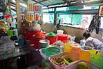 Food Vendor, Gyee Zai Market