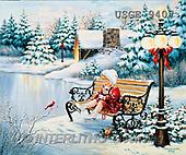 Dona Gelsinger, CHRISTMAS CHILDREN, paintings(USGE9407,#XK#)