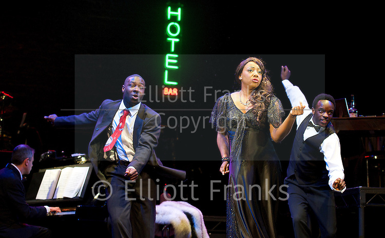 Blues in the Night <br />