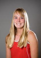 Amelia Herring of the Stanford tennis team.