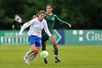 Kelly Smith, Shannon Boxx...Saint Louis Athletica  tied 1-1 with Boston Breakers at Anheuser-Busch Soccer Park, Fenton, MO.