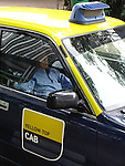 Yellow top taxi, Singapore