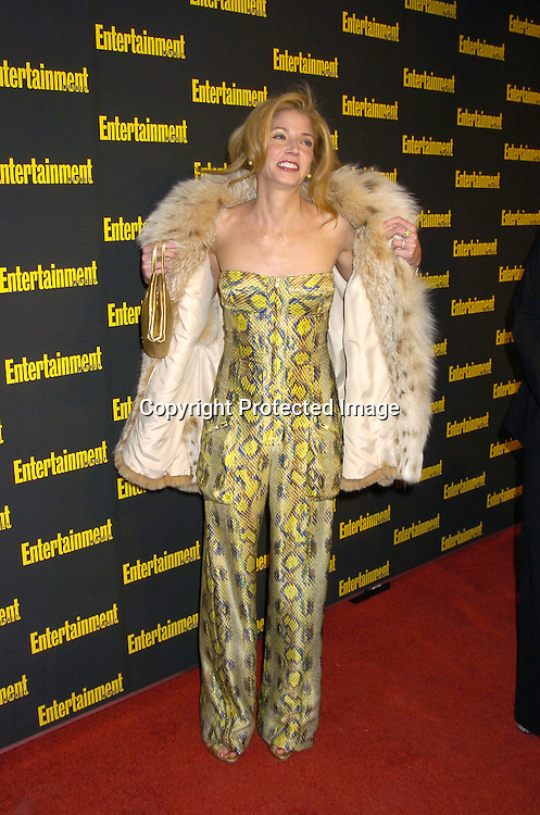 Candace Bushnell ..at the 11th Annual Entertainment Weekly Oscar Party on ..Februaty 27, 2005 at Elaine's in New York City. ..Photo by Robin Platzer, Twin Images