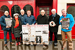 Marconi Celebration: Pictured to announce the upcoming Marconi communication 100 years celebration to be held in Ballybunion's Irish collage on the 19th March were TJ McCarron, Mai McGee, Jimmy Deenihan, Greg Ryan, Danny Houlihan, jackie Hourigan & Padraigh Hanrahan.