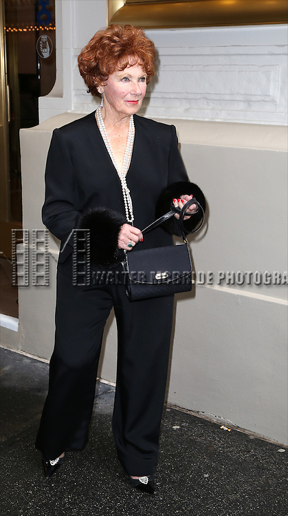 Marion Ross attends the Broadway Opening Night Performance of  'Living on Love'  at  The Longacre Theatre on April 20, 2015 in New York City.