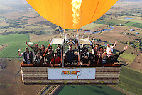 20140304 March 04 Hot Air Balloon Gold Coast