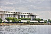 Washington DC Kennedy Center Potomac River
