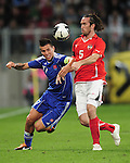 Fussball international 2011, Testspiel: Oesterreich - Slowakei