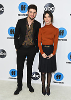 05 February 2019 - Pasadena, California - Bryan Craig, Denyse Tontz. Disney ABC Television TCA Winter Press Tour 2019 held at The Langham Huntington Hotel. <br /> CAP/ADM/BT<br /> &copy;BT/ADM/Capital Pictures