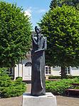 Pomnik Fryderyka Chopina w Parku Zdrojowym w Dusznikach-Zdroju, Polska<br /> Monument to Frederic Chopin in park, Duszniki-Zdr&oacute;j, Poland