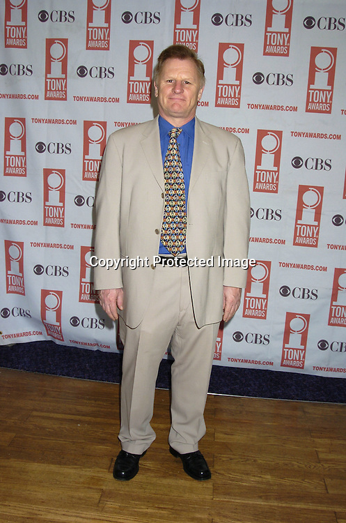 Gordon Clapp ..at The 2005 Tony Awards Nominees Meet the Press Reception on May 11, 2005 at The Marriott Marquis Hotel. ..Photo by Robin Platzer, Twin Images