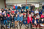Large crowds gathered at the Top of Coom in Kilgarvan on Sunday last to watch local and national sheep shearers compete in the annual Sheep Shearing competition.
